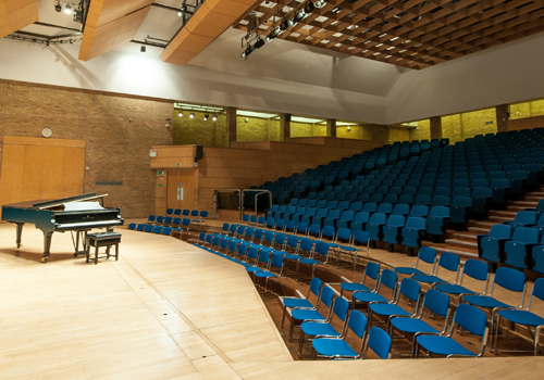 West Road Concert Hall, Cambridge, UK