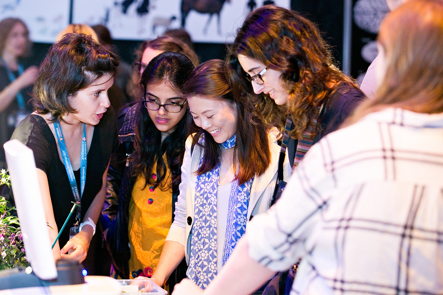 BRAINFest, the University of Cambridge Neuroscience festival of brain science, was an ambitious three day public event, bringing together more than 170 neuroscientists and 3000 visitors...