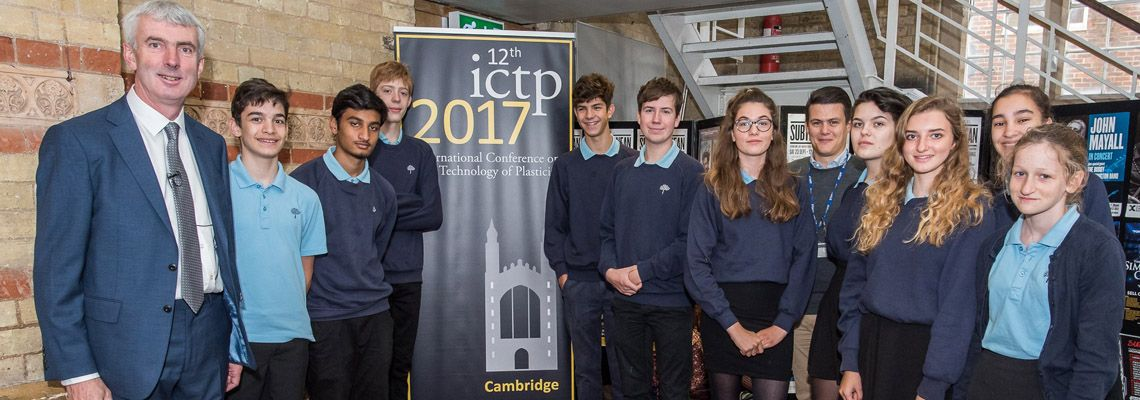 Cambridge Hosts Major International Conference  - With Public Lecture From Sir Tony Robinson