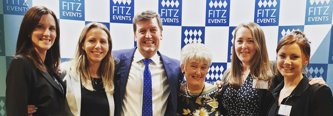 The team behind Fitz Events